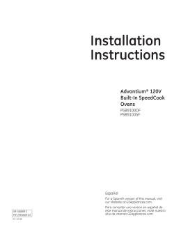 Installation Instructions - Products