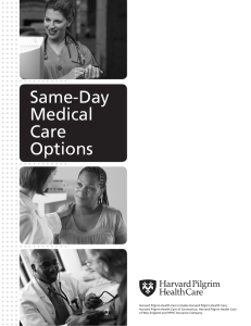 Same-Day Medical Care Options