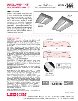 duolume® u201chtu201d - Legion Lighting  sc 1 st  studylib.net & EXCELON® - Legion Lighting azcodes.com