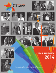 YEAR IN REVIEW - MetroHartford Alliance