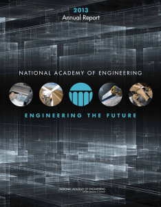 Annual Report - National Academy of Engineering