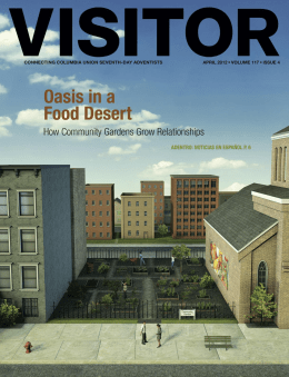 Columbia Union Visitor for 2012 - Vol. 117 - No. 04