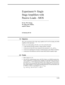 Lab Manual Experiment 9