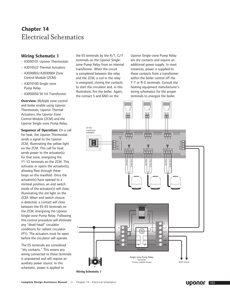 Electrical Schematics Boiler Transformer Wiring Diagram