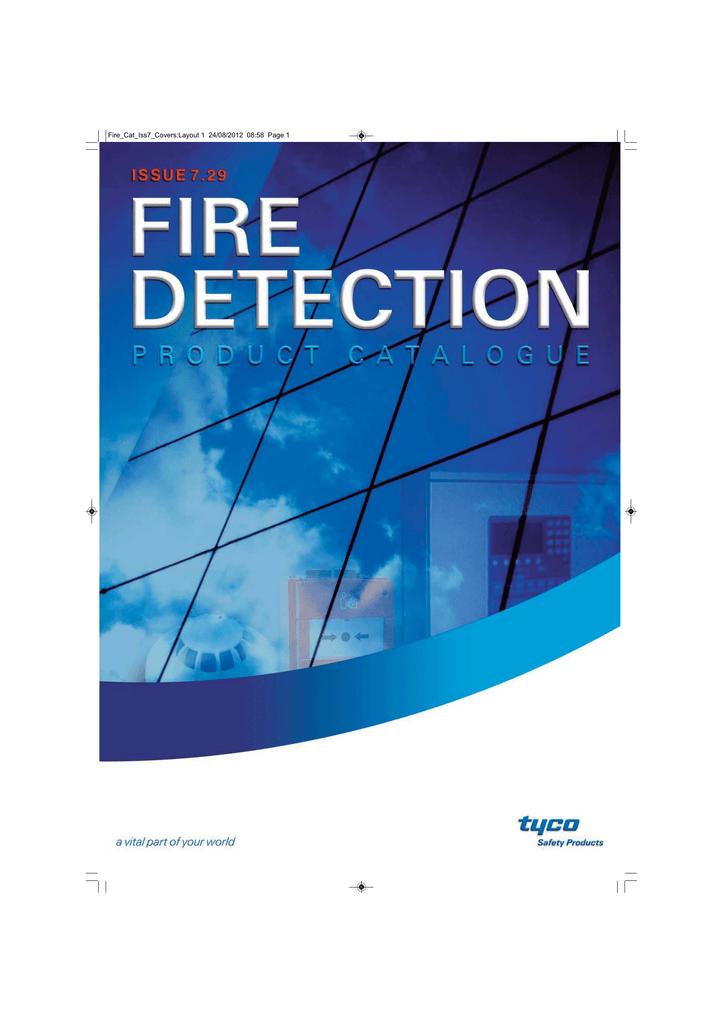 TYCO Fire Catalogue - Sea Ergon Marine Ltd.