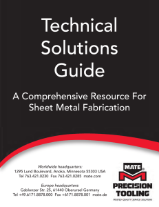 Technical Solutions Guide