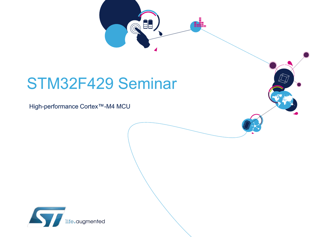 STM32F429 Seminar
