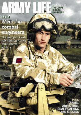 Meet the combat engineers