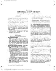 commercial energy efficiency