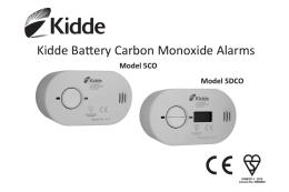 carbon monoxide alarm. Black Bedroom Furniture Sets. Home Design Ideas