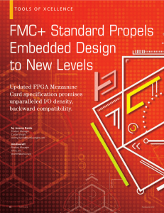 FMC+ Standard Propels Embedded Design to New - Curtiss