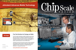 Issue - Chip Scale Review
