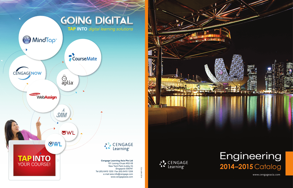 Engineering cengage learning asia fandeluxe Images