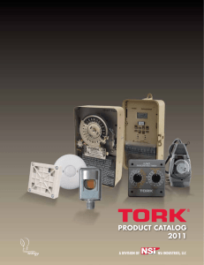 TORK - Wholesale Electronics Inc.