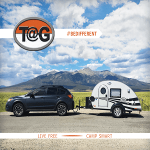 TAG-Brochure-2015 - Little Guy Teardrop Trailers | be different.