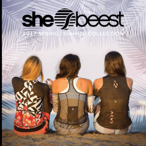 shebeest SS17 Cycle Catalog