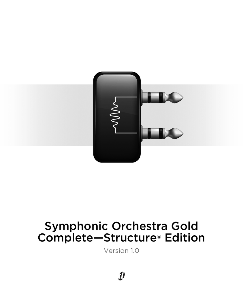 Symphonic Orchestra Gold Complete—Structure - M