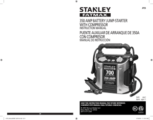 350 amp battery jump-starter with compressor puente