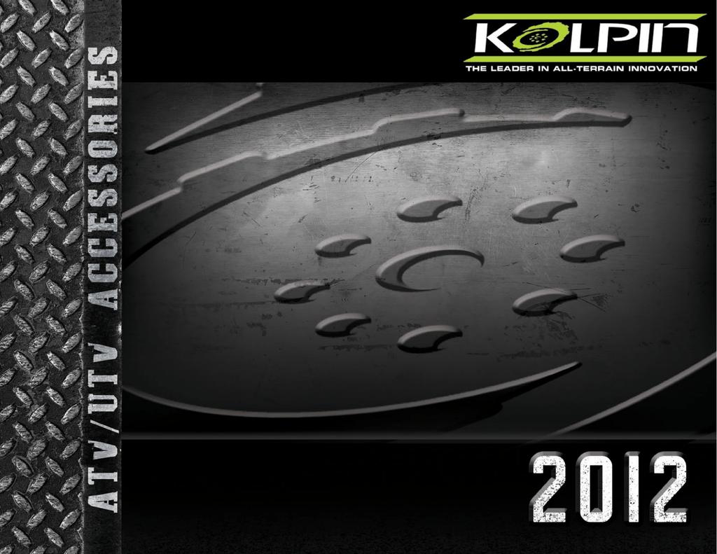 X-Large Double for ATV Kolpin 21516 Kxp Rhino Grip