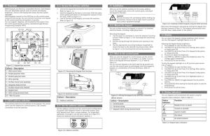 B930 Installation Manual