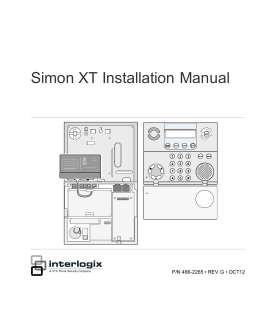 simon xt installation guide