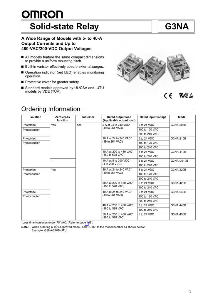 Track Mounting G3NA-440B Relays For Use With G3NA-240B Omron Y92B-N150 Surface Mount Heat Sink
