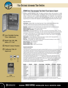 ET8000 Series Spec Sheet