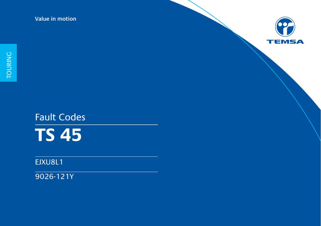 Fault Codes - CH Bus Sales