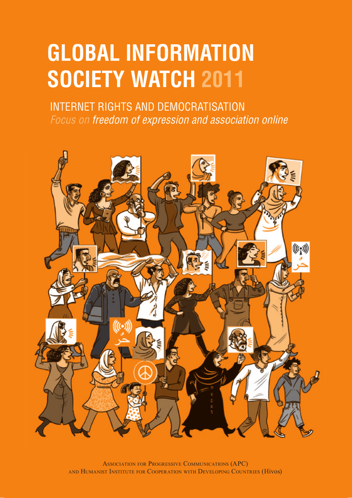 Global Information Society Watch 2011 report