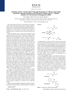 cis-β-Keto-Enolate Complex in the Presence of Base and