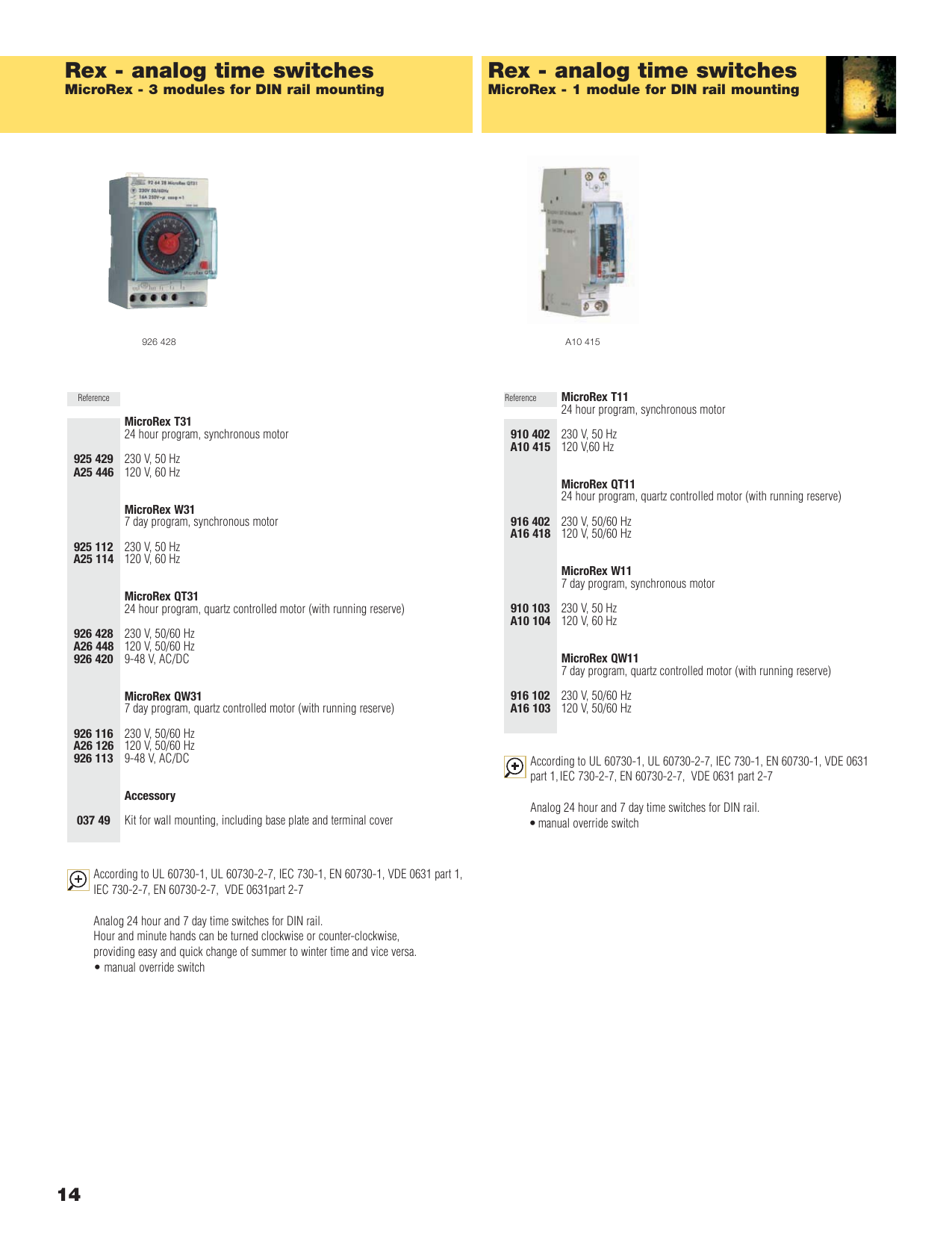 og time switches - BACO Controls, Inc. Baco N O Spst Switch Wiring Diagram on