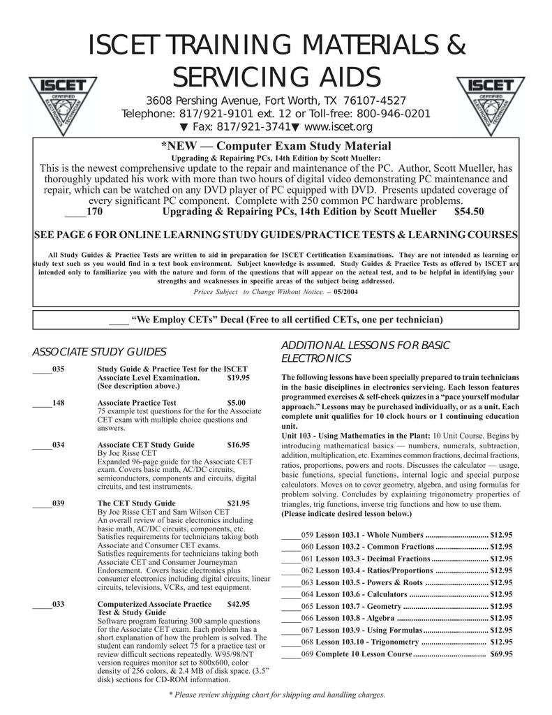 study guides practice tests rh studylib net Basic Electronic Circuits Electronics Symbols for Word