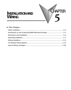 Chapter 5 - Installation and Wiring.indd