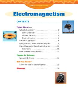 DeltaSci.Gr5-6 Electromagnetism