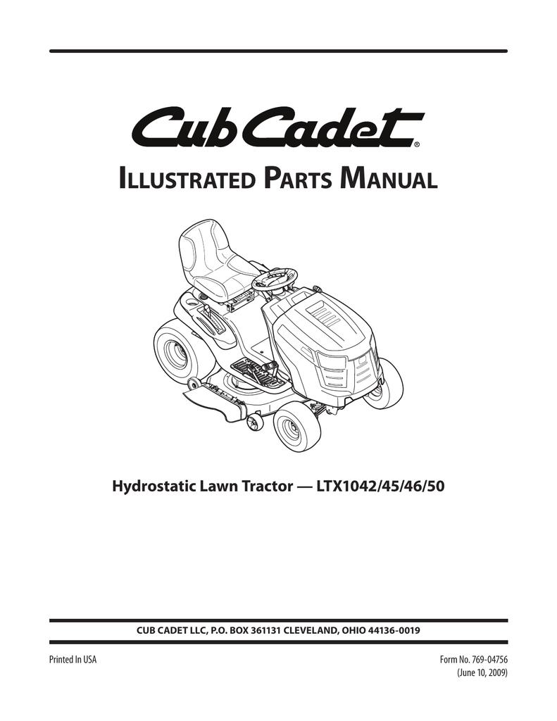 13ap91at010 Cub Cadet Parts Kohler 18 Hp 1046 Wiring Diagram