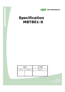 MBT801-S - Seoul Semiconductor
