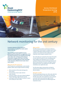 Network monitoring for the 21st century