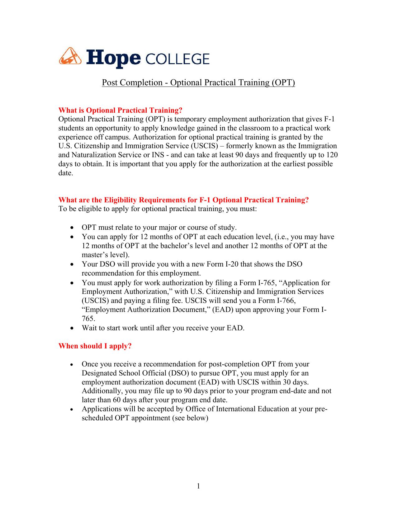 F 1 Optional Practical Training Opt,Interior Design Price List In India