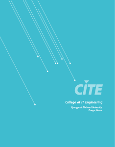 College of IT Engineering