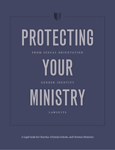 Protect Your Ministry Handbook