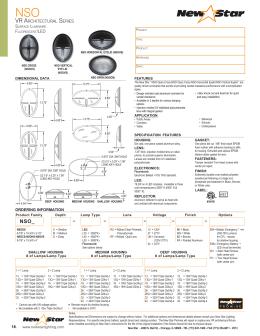 Spec Sheet - New Star Lighting  sc 1 st  studylib.net & Sheet - New Star Lighting azcodes.com