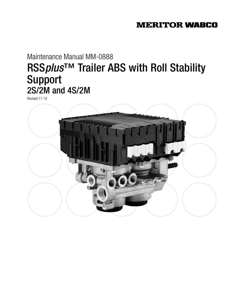 Rssplus trailer abs with roll stability support sciox Choice Image