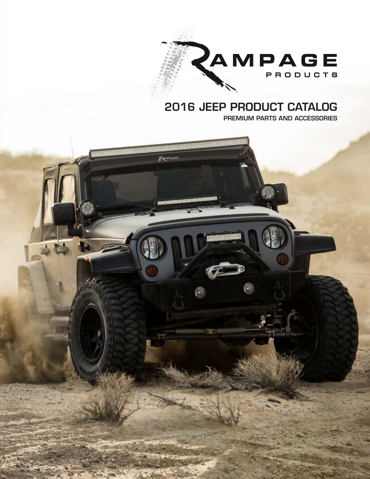 Rampage Full Cab Enclosure /& Tonneau Cover Spice 92-95 Jeep Wrangler YJ 993017