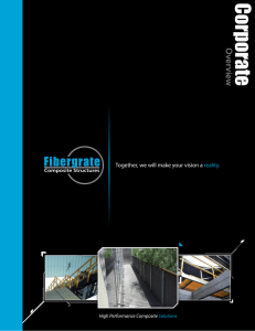 CorporateO - Fibergrate Composite Structures