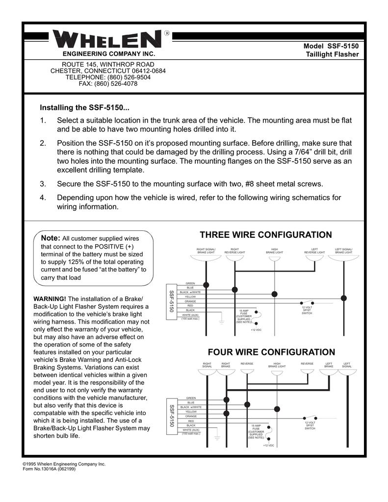 018876525_1 8fb254053843f483b513ae129f6fcebd whelen ssf5150d wiring diagram tail light flasher module \u2022 45 63 74 91 allen bradley stack light wiring diagram at bayanpartner.co
