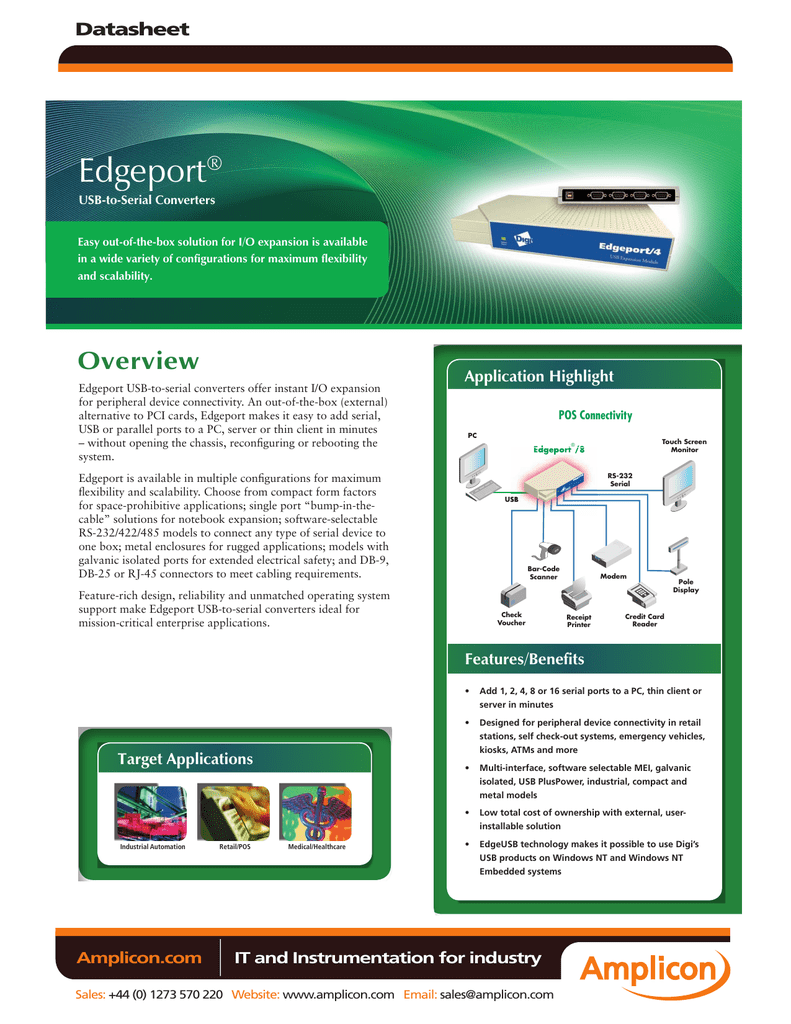 EDGEPORT 2 2I DRIVERS FOR WINDOWS VISTA