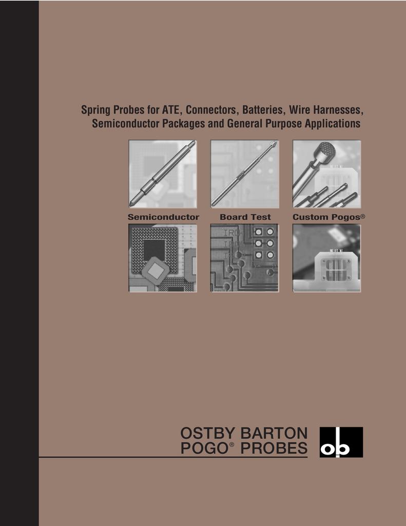 Ostby Barton Catalog Ect Pogos Fontana Ca Custom Wiring Harness Ls M S2