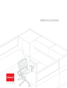 Novo Installation manual