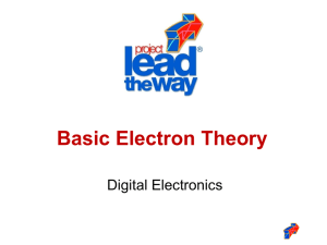 Basic Electron Theory