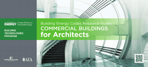 Building Energy Codes Resource Guide